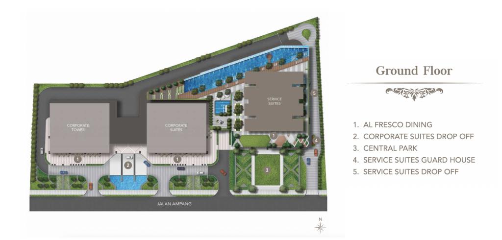Pavilion Embassy Klcc Facilities Master Plan 0124448516 Malaysia